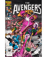 AVENGERS #268 NM! - $2.50