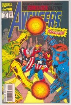 AVENGERS: THE TERMINATRIX OBJECTIVE #3 NM! - $1.00