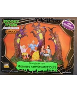 Lemax Halloween Spooky Town Scary Stories Light... - $20.99