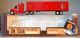 RUSH On Tour Ertl Die Cast Metal Semi Truck - $49.98