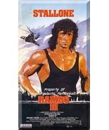 VHS - Rambo III (1988) *Sylvester Stallone / Richard Crenna* - $6.49