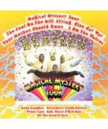 The Beatles: Magical Mystery Tour (used CD) - $7.00