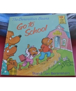 Sister Bear's First Day at Kindergarten - The Berenstain Bears Go to Sch... - $1.50