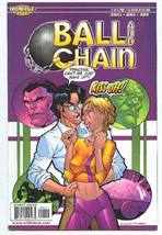 BALL AND CHAIN #4 (Image Comics) - $1.00