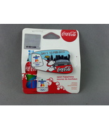 Vancouver 2010 - Winter Olympic Games - Day 1 Pin - By Coke - On Origina... - $25.00