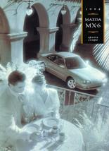1994 Mazda MX-6 sales brochure catalog 2nd Edition US 94 LS V6 - $8.00