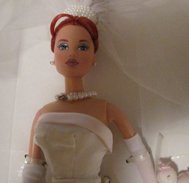 2000 JASON WU Limited Edition ALYSSA bride WEDDING COUTURE doll in box