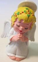 Vintage 1980 WALLACE BERRIE Christmas PVC figur... - $27.99