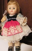 Vintage Vogue GINNY Far Away Lands POLAND girl doll blonde hair dressed ... - $54.99