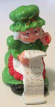 Vintage 1980 WALLACE BERRIE Christmas PVC figur... - $12.99