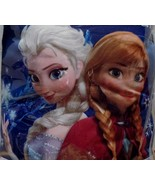 Disney Frozen Follow Your Heart Storybook Pillow Elsa Anna 8 Story Pages... - $21.99