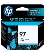 HP 97 Tricolor Ink Cartridge (C9363WN) - $34.65