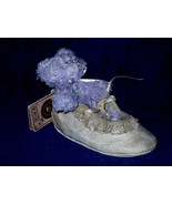 "Boyds Bears ""Patty..Soft Steps"" Bear Foot Friends- #9333V-QVC EXCLUSIVES... - $21.99"