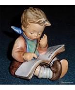 """LIMITED EDITION """"Thoughtful"""" Goebel Hummel Figurine #415 HUMMELS & ME Sk... - $241.53"""