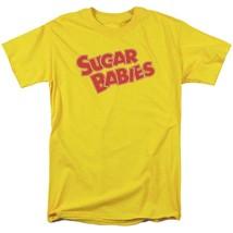 Sugar Babies logo t-shirt tootsie roll retro 80's candy graphic tee TR114 image 1