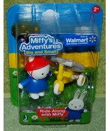 Miffy's Adventures Big & Small RIDE ALONG WITH MIFFY Mini Set New - $6.88