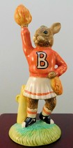 "Royal Doulton Bunnykins Figurine - ""Cheerleader"" DB142 - $56.99"