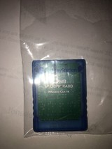 Genuine Sony PS2 PlayStation 2 8MB Memory Card MagicGate - $7.91
