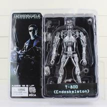 The Terminator 2 T-800 Battle Across Time Arnold 18cm PVC Action Figures... - $19.10