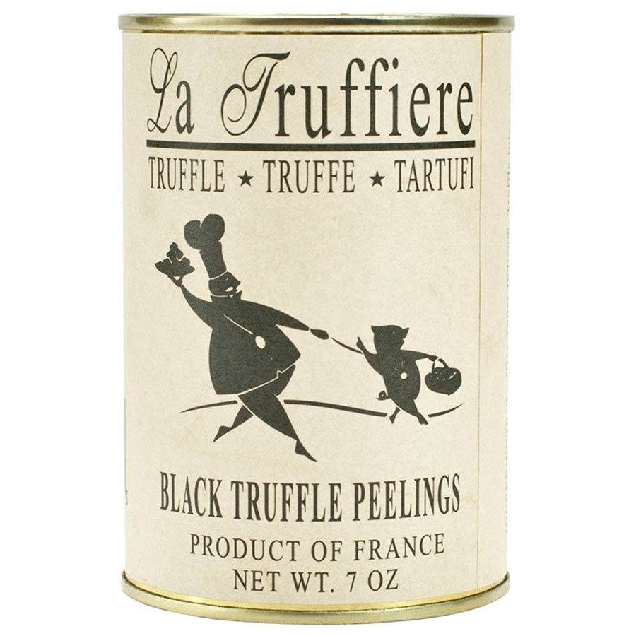 Black Winter Truffle Peelings - 1 can - 7 oz