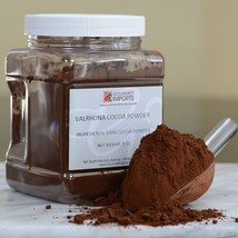 Valrhona Cocoa Powder in a Twist Off Jar - 9 oz jar - $11.81