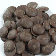 Noel Dark Chocolate Pistoles - Semisweet 55%, Classique - bulk - 55 lbs - $211.52