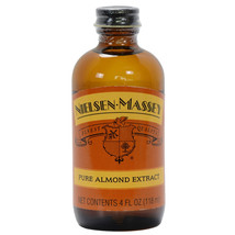 Almond Extract, Pure - 4 oz bottle - $12.08