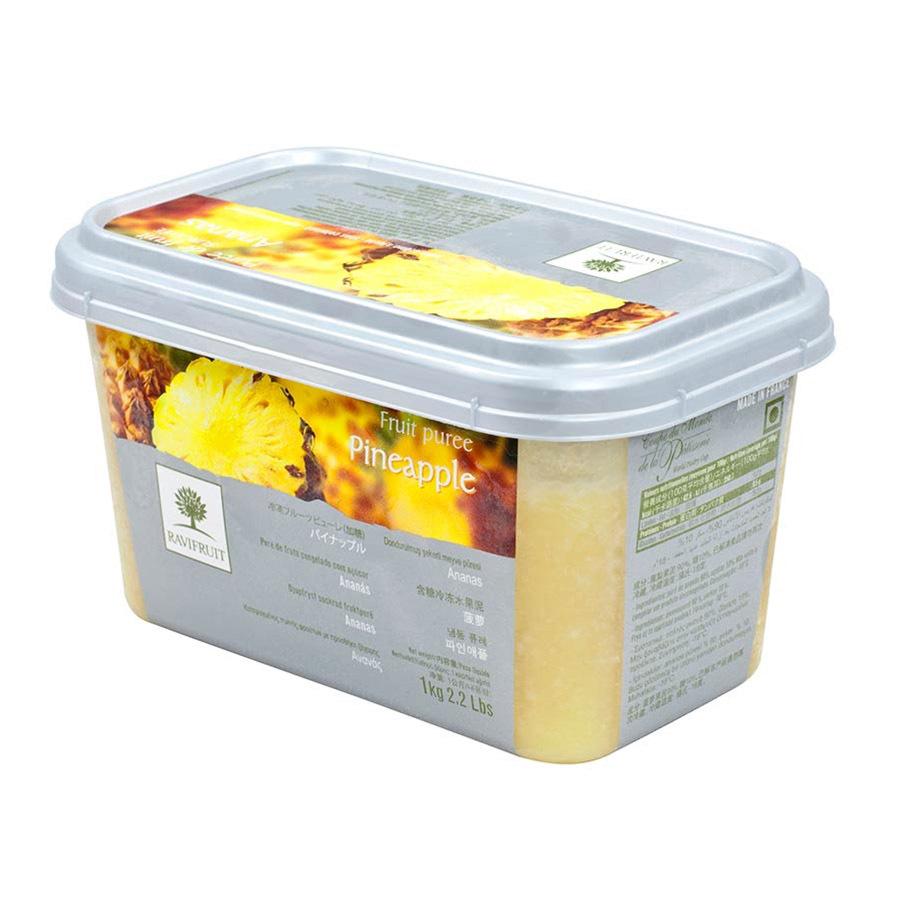 Pineapple Puree - 1 tub - 2.2 lbs