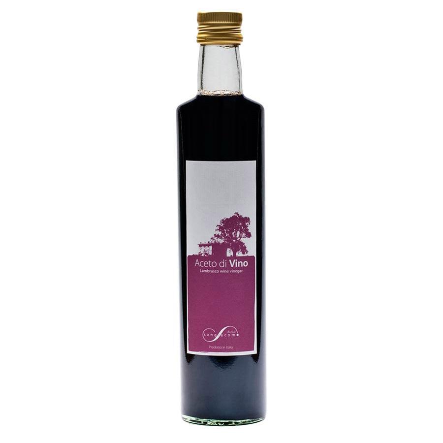 Lambrusco Wine Vinegar - 1 bottle - 16.9 fl oz