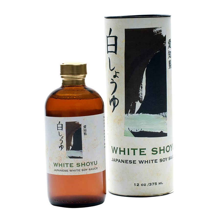 White Shoyu - Japanese White Soy Sauce - 1 bottle - 12 oz