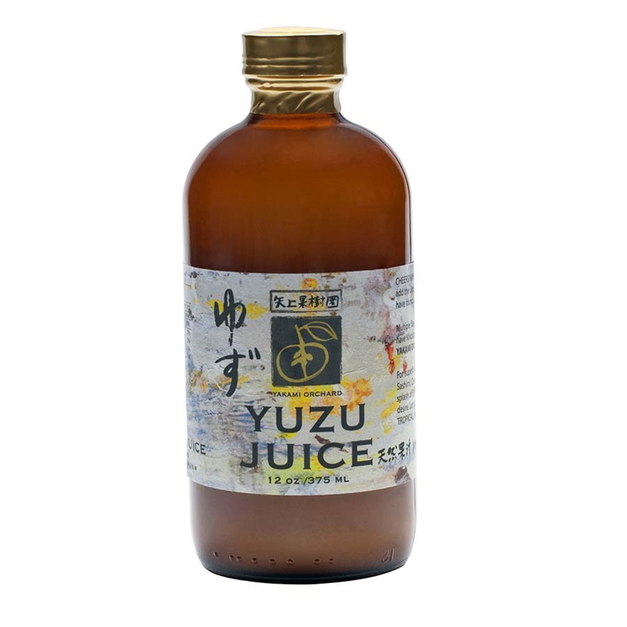 Primary image for Yuzu Juice - 1 bottle - 25.36 fl oz