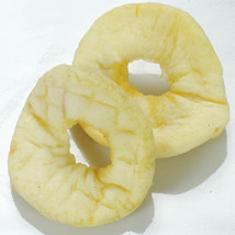 Dried Apple Rings - 1 resealable bag - 2 lbs - $19.69
