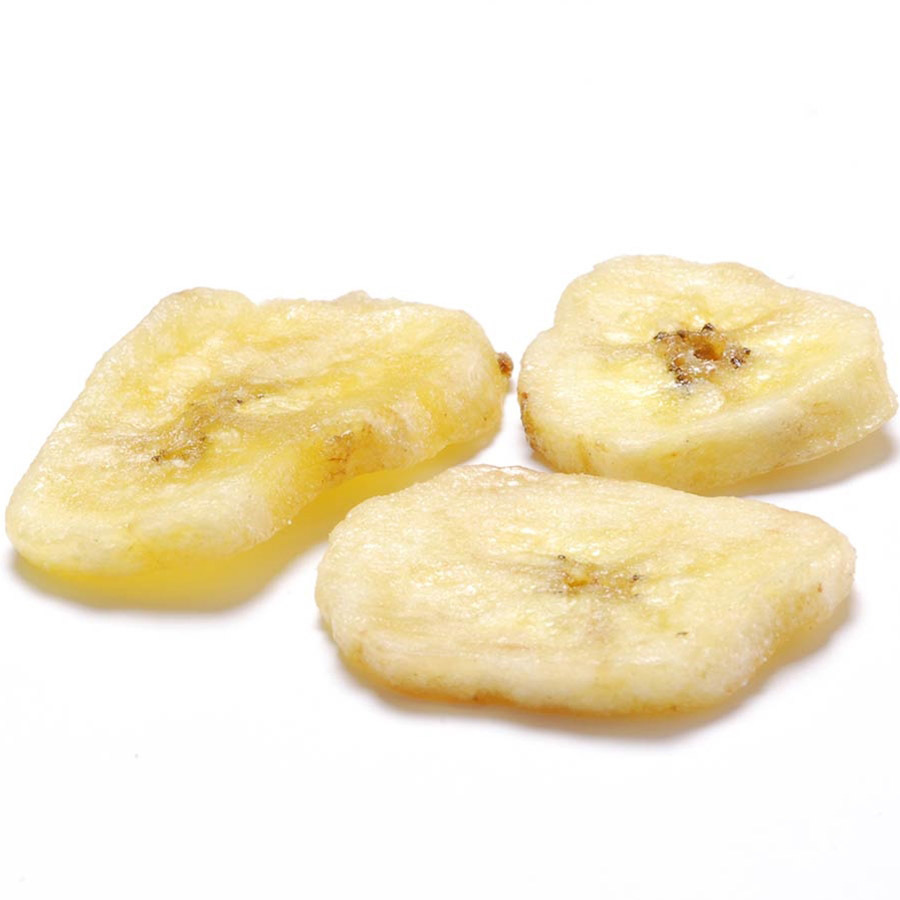 Dried Banana Chips - 1 bag - 8 oz