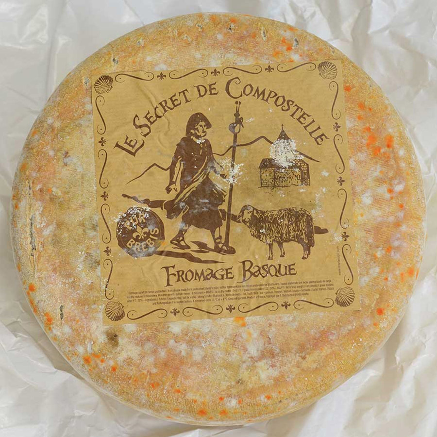 Primary image for Secret de Compostelle - 5.5 lbs (cut portion)