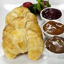100% Butter French Croissants - 1.5 oz, Unbaked - 1 dozen - 12 count - $24.41