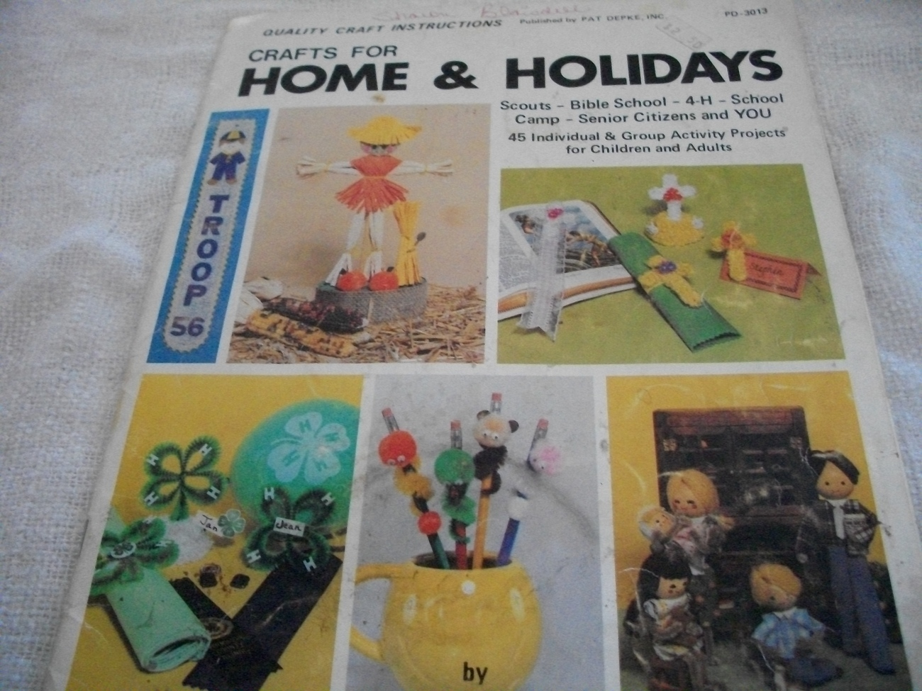 Crafts For Home & Holidays