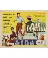 The wild and the innocent movie poster 1959 1020683543 thumbtall