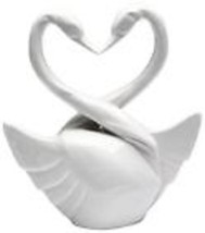 Appletree Design The Perfect Wedding Swan Cake Topper, 5-3/4-Inch - $15.00