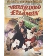 Mortadelo Y Filemon 2 Dvd La Gran Aventura Engl... - $24.00