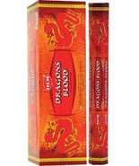 Dragons Blood - 120 Sticks Box - HEM Incense [Health and Beauty] - $6.44