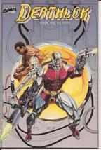 Marvel Deathlok Book One Of Four The Brains Of The Outfit Prestige Format - £3.18 GBP