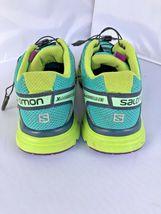 Salomon X Mission 3 Hiking Shoes Size 8 Breathable Running Contagrip Sensifit image 3