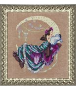Moon Flowers MD137 cross stitch chart Mirabilia... - $13.95