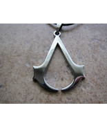 Assassin's Creed necklace in Solid Stainless Steel *High Quality * pendant - $14.84