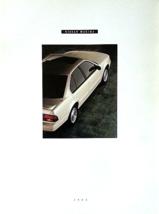 1993 Nissan MAXIMA sales brochure catalog US 93 GXE SE 4DSC - $8.00