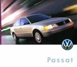 2000 Volkswagen PASSAT sales brochure catalog US 00 VW GLS GLX V6 - $9.00