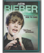 Justin Bieber The Rise To Fame The Untold Story 2011 DVD Sorry - $6.85
