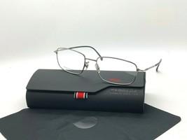Carrera 146/V KJ1 Dark Ruthenium 55-18-140MM Eyeglasses Case & Cloth - $43.60