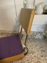 STADIUM seat purple gold cushion bleacher University Of Washington Huskies image 3
