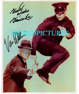 THE GREEN HORNET AUTOGRAPHED 8x10 RP PHOTO VAN WILLIAMS AND BRUCE LEE SI... - $16.99